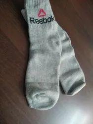 Mens Cotton Socks Half