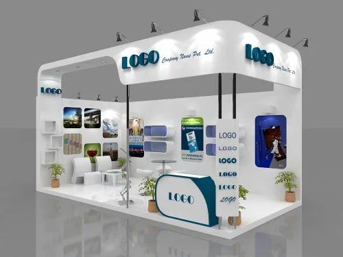 Exhibition Stall Price : Exhibition stall designing service in shakarpur delhi