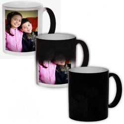 Ceramic Magic Color Changing Mug for Gifting
