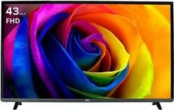 Black BPL109F2010J 109 Cm 43 Inches Full HD LED TV