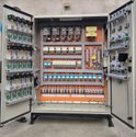 AC Drive Control (VFD Panel)