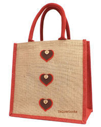 Jute Bag Tiffan Box Model