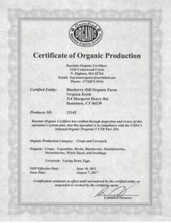 22000 Product Certification Service