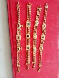 Gold Designer Necklace