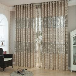 Curtain Fabric At Rs 350 Meter