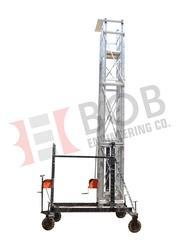 Aluminium Telescopic Tower Ladders