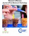 Research & Reviews : Journal Of Food Science & Technology