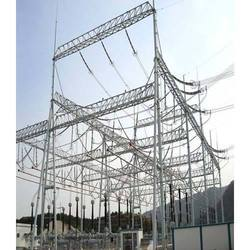Substation Structures Electrical Substation Structure