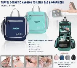 Travel Cosmetic Hanging Toiletry Bag & Organizer H-1535