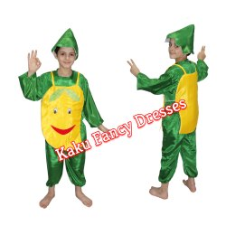 Kids Smily Mango Costume