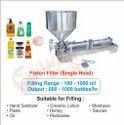 Cream Filling Machine / Hand Sanitizer Filling Machine