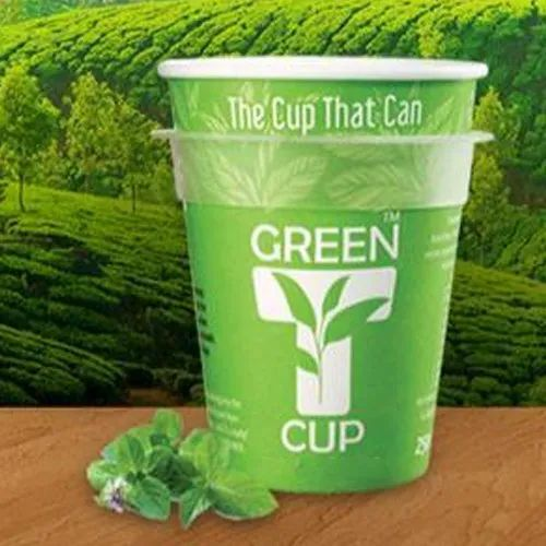 Mint Green Tea, Packaging Size: 10 Cups