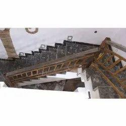 Paint Stairs Iron Railing