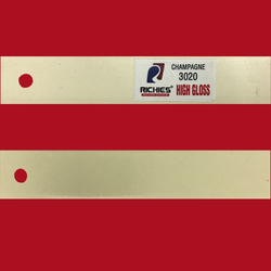 Richies PVC Campagne High Gloss Edge Band Tape, for Binding