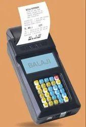 Barcode Billing Machine