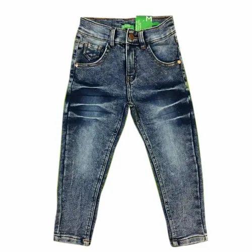 c5b94b71b Casual Wear Stretchable Kids Denim Jeans, Rs 250 /piece, HS ...