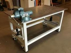 Heavy Duty Metal Table