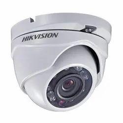 Hikvision 1 MP 3.6mm CCTV Dome Camera, Camera Range: 10 to 15 m, 5W