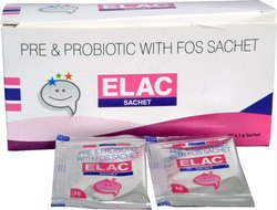 Pre and Pro Biotic With FOS Sachet
