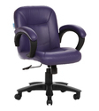 Workstation Blue Chair (The Acabado Lb)