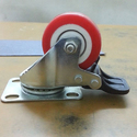 50x25 mm Swivel Caster with Lock