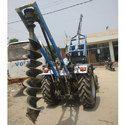 Loader International Pole Erection Machine, Diesel