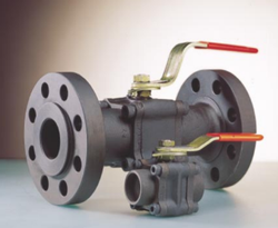 Ball Valve ( Audco Make )