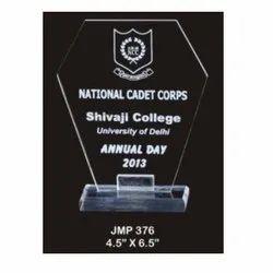 JMP 376 Award Trophy