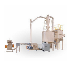 Turnkey Project For Coconut Shell Grinding Plant