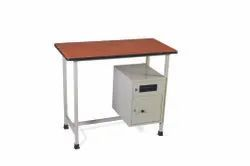 Reckon Rectangular Mini Office Table, Warranty: 2 Year, for Home