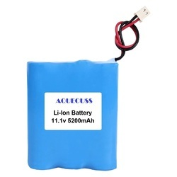 5200mAh 11.1V Li Ion Battery