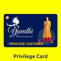 Privilege Gold Card