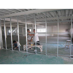 Aluminum Partition Service