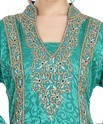 Jellabiya Moroccan Party Wear Kaftan