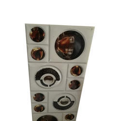 White Digital Kitchen Tiles, Packaging Type: Box, Thickness: 10 mm