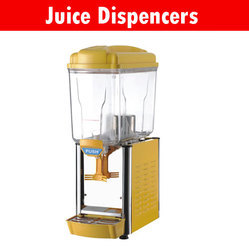 Single Juice Dispenser Machine
