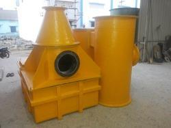 PP FRP Scrubbers