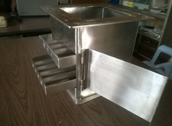Magnets Grates in Housing