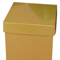 Paper Plain Gift Packaging Box