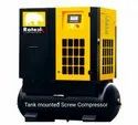 RA-7C 39 Cabinet Screw Air Compressor