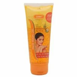 Sunny Herbals Face Wash Gel, Packaging Size: 100 Gm, Packaging Type: Tube