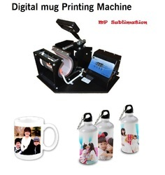 Ceramic Coffee Mug Printing Machine