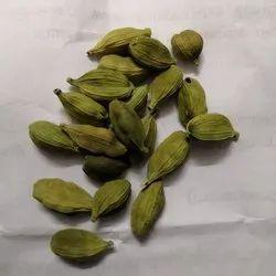 Bold Fresh Green Cardamom Bulk (mixed), Cardamom Size: 5mm To 8mm, Packaging Type: Gunny Bag
