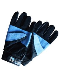 Gipfel Rappelling Five Finger Glove