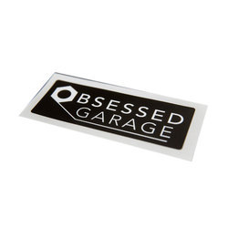 Logo Stickers At Best Price In India