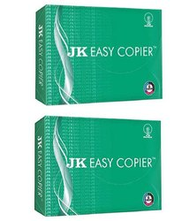 500 Sheets White Jk Easy Copier A3, Packaging Size: Packet