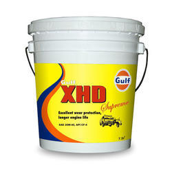 Gulf XHD Supreme 20W 40  Engine Oil