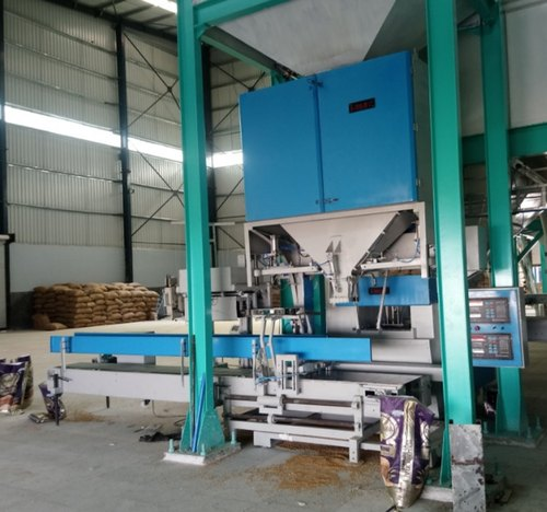 Fully Automatic Bag Filling & Packing System