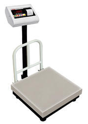 Label Printing Platform Weighing scale