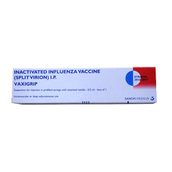 Inactivated Influenza Vaccine Splitvirion IP